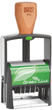 2660 Green Line Self-Inking Dater