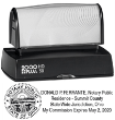 HD50NSWS - HD-50 evostamp Pre-Inked Stamp<br> Notary Stamp w/Seal