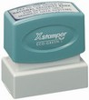 "N12 - N12<br>Pre-Inked<br>Endorsement Stamp<br>1"" x 2"""