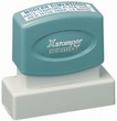 "N13 - N13<br>Pre-Inked<br>Business Address Stamp<br>9/16"" x 2"""