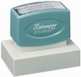 "N16 - N16<br>Pre-Inked<br>Large Message Stamp<br>1-1/2"" x 2-1/2"""