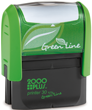 P30-GL - Green Line Printer 30<br>3/4in. x 1-7/8in.