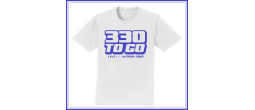 330 TO GO T-SHIRTS - 330 TO GO T-Shirts