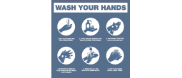 CVWASH - Wash Hands