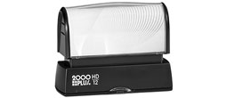 HD12 - 2000 Plus HD-12 Pre-Inked Stamp