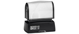 HD20 - 2000 Plus HD-20 Pre-Inked Stamp