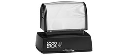 HD30 - 2000 Plus HD-30 Pre-Inked Stamp