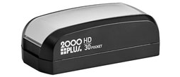 HD30-POCKET - 2000 Plus HD-30 Pre-Inked