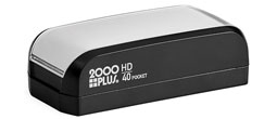 HD40-POCKET - 2000 Plus HD-40 Pre-Inked Pocket Stamp