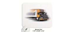 REMP - Roadway Express Mouse Pad