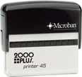 PTR45 - Printer 45 Stamp
