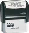 PTR60 - Printer 60 Stamp